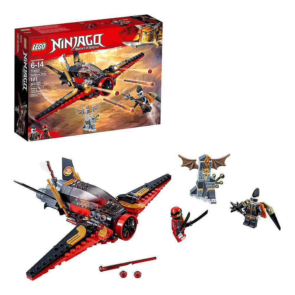 Lego Ninjago Destiny's Wing 181pc - 70650 Image #1