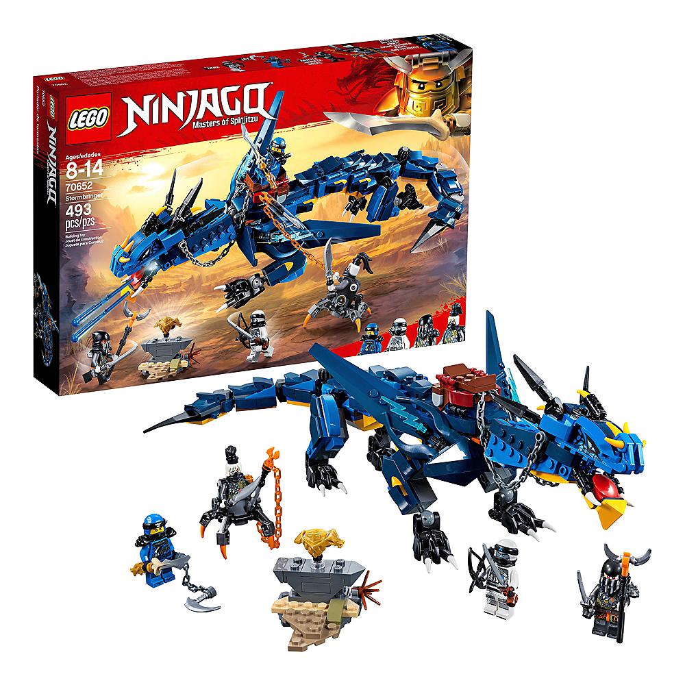 Lego Ninjago Stormbringer 493pc - 70652 Image #1