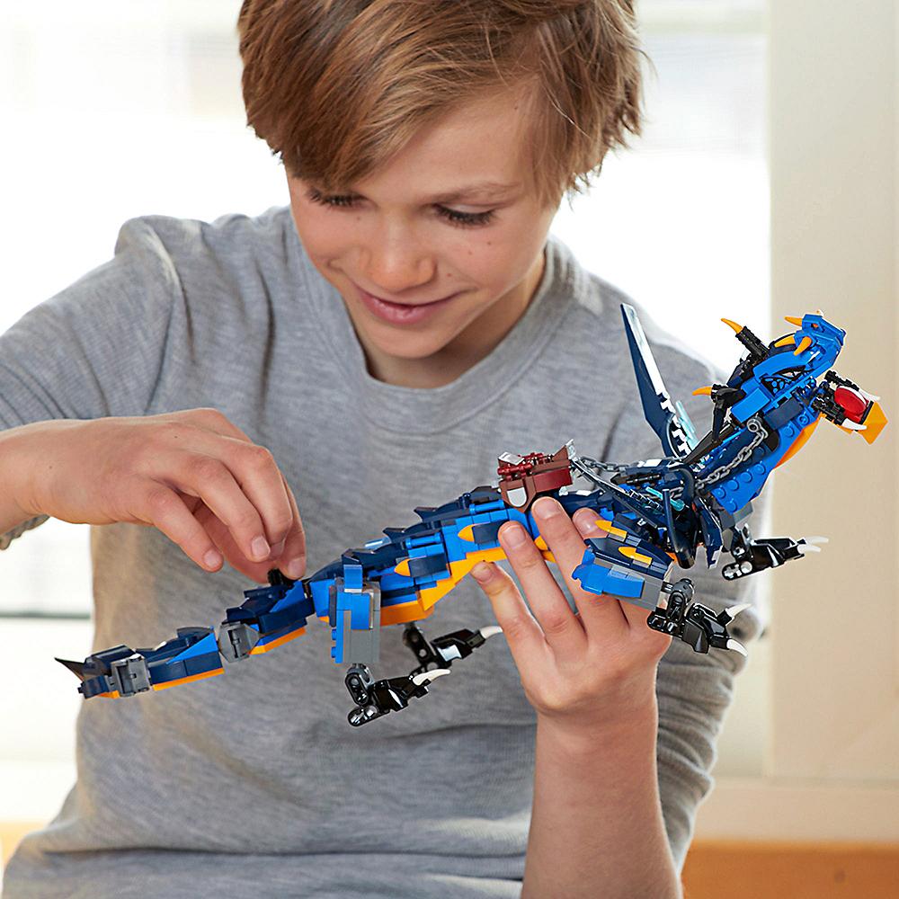 Lego Ninjago Stormbringer 493pc - 70652 Image #2