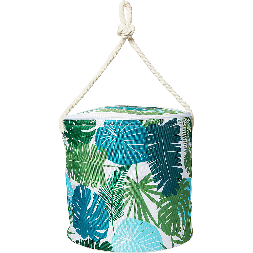 Palm Leaf Cooler Bag Image #1
