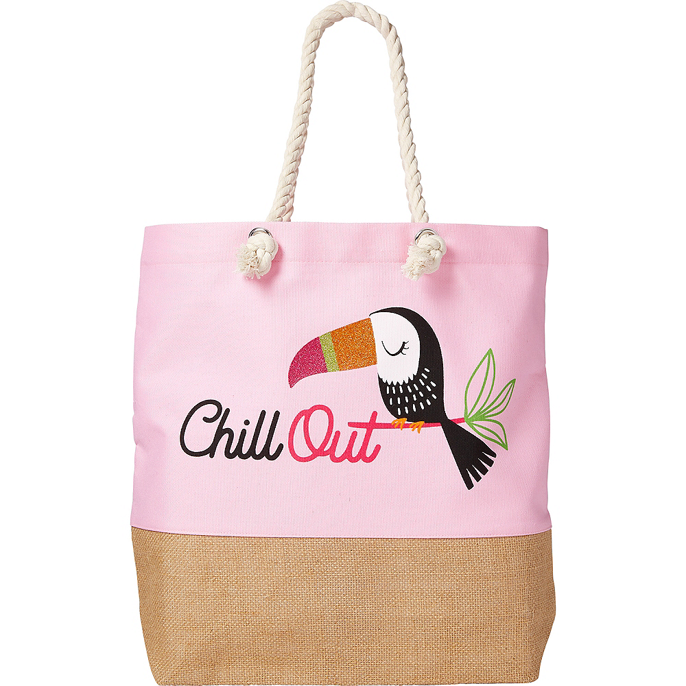 Nav Item for Toucan Tote Bag Image #1