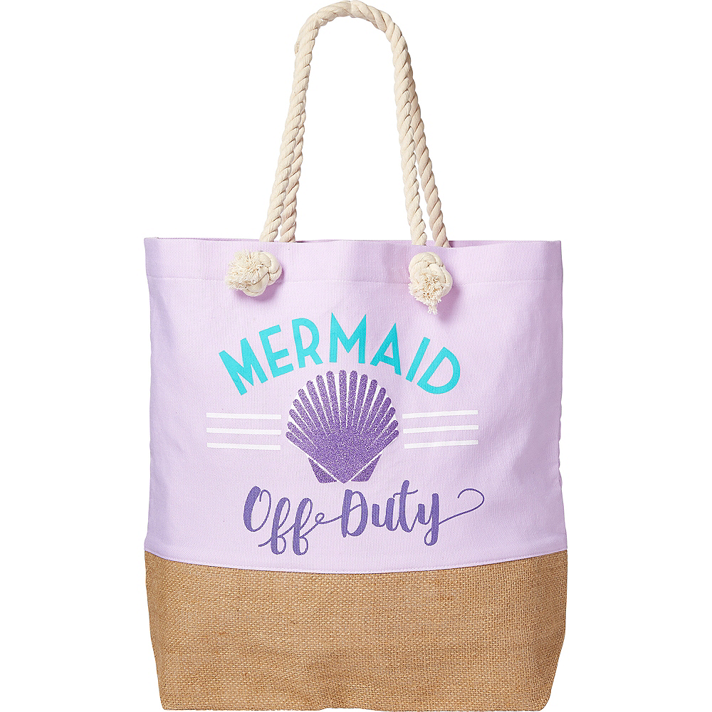 Mermaid Tote Bag Image #1