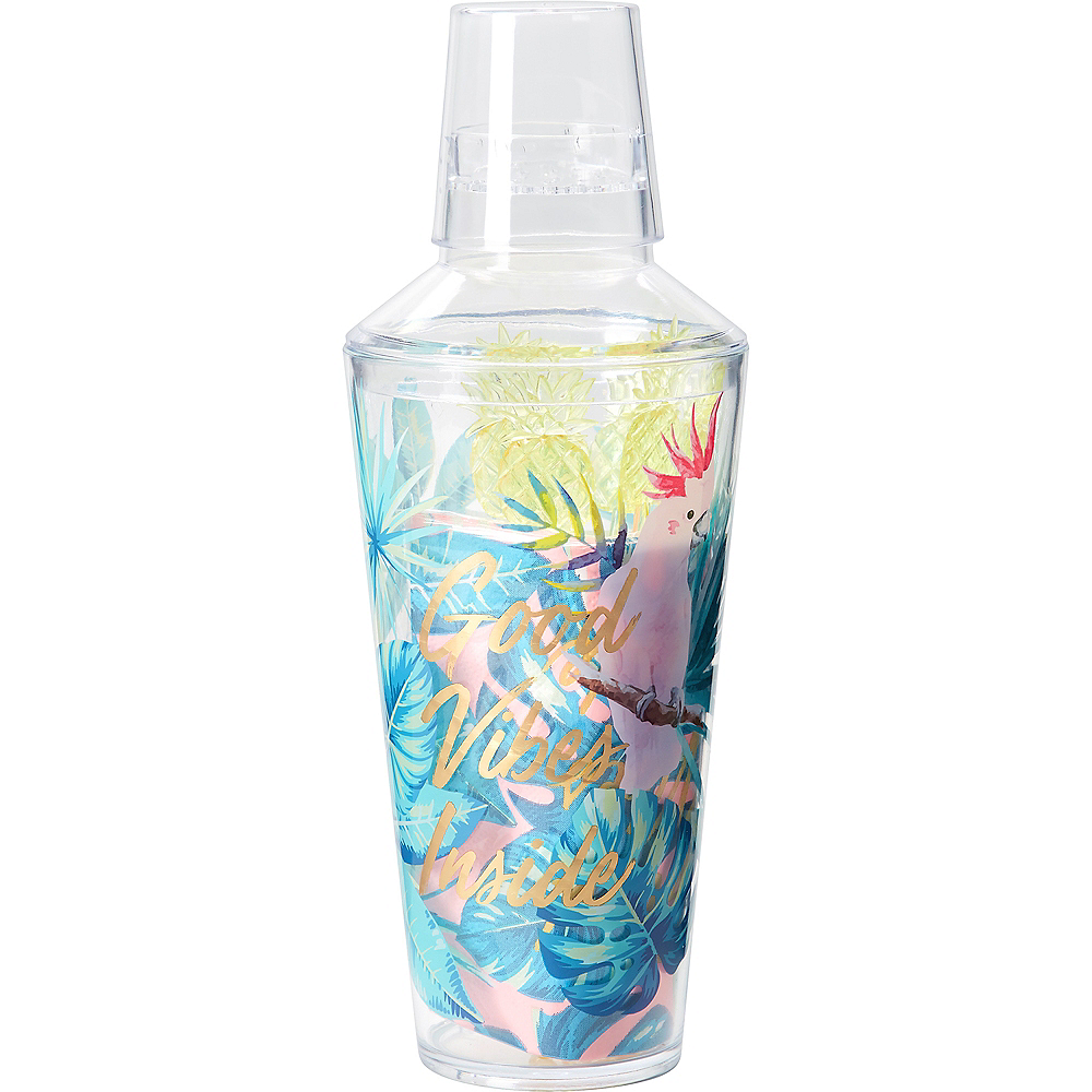 Tropical Cocktail Shaker Set 19pc Image #1