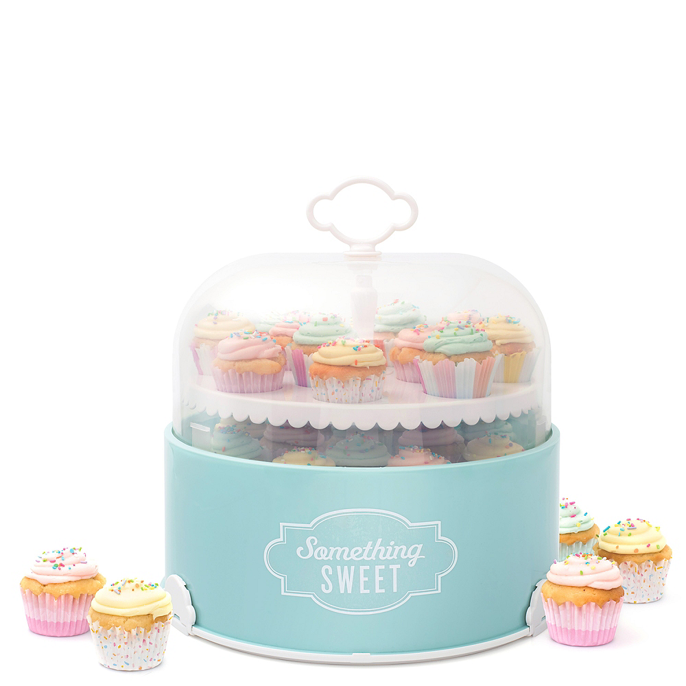 Sweet Tooth Fairy Magic Cupcake Caddy 7pc Image #1