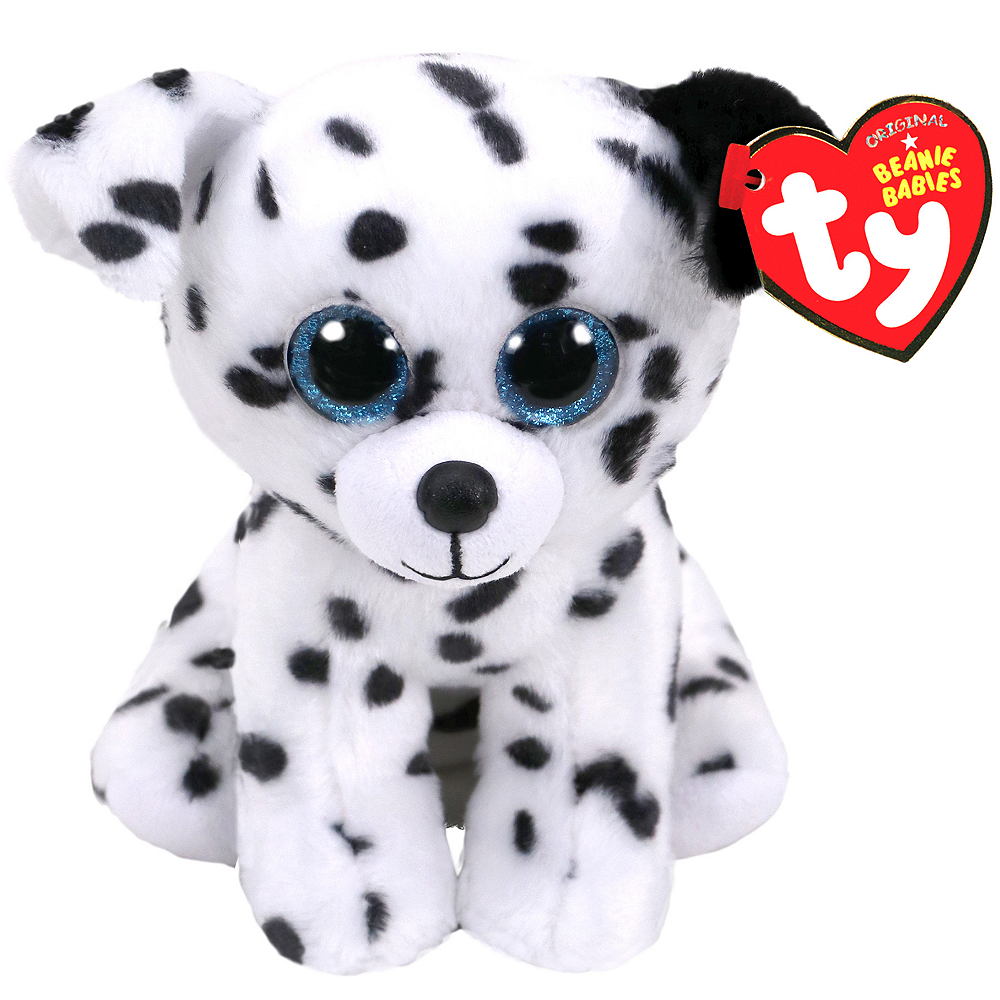 Nav Item for Catcher Beanie Boo Dalmatian Plush Image #1