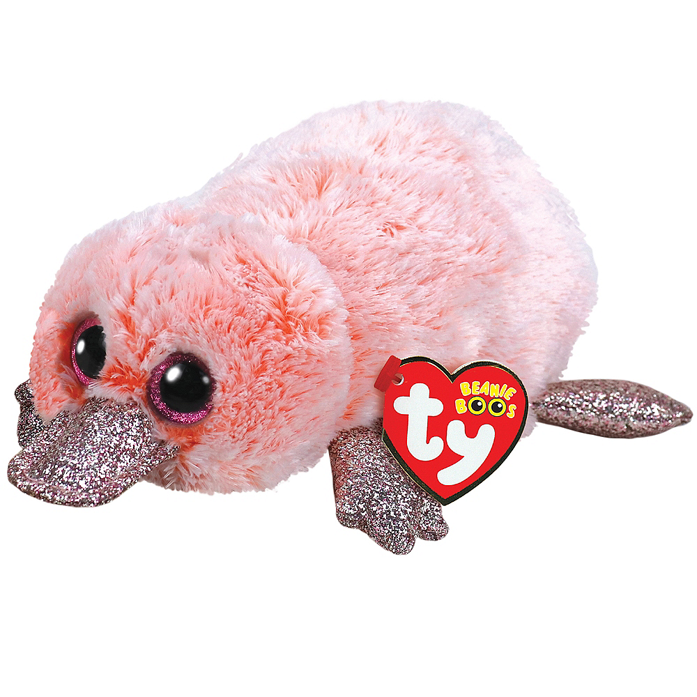 Nav Item for Wilma Beanie Boo Platypus Plush Image #1