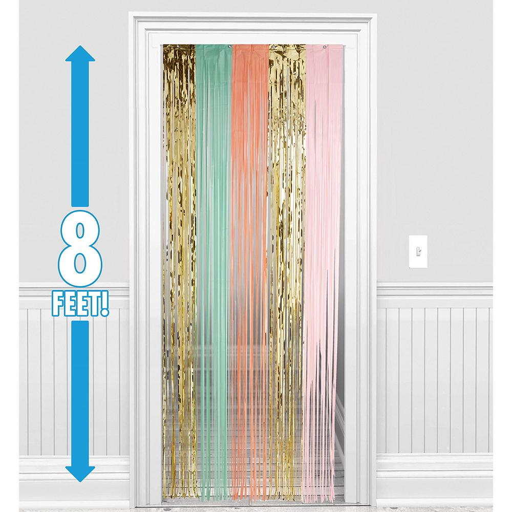 Pastel Door Decorating Kit Image #2