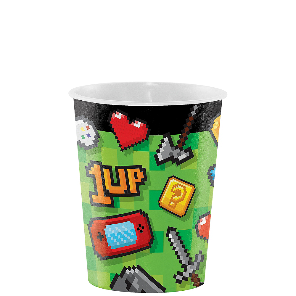 Video Game Favor Cup Image #1