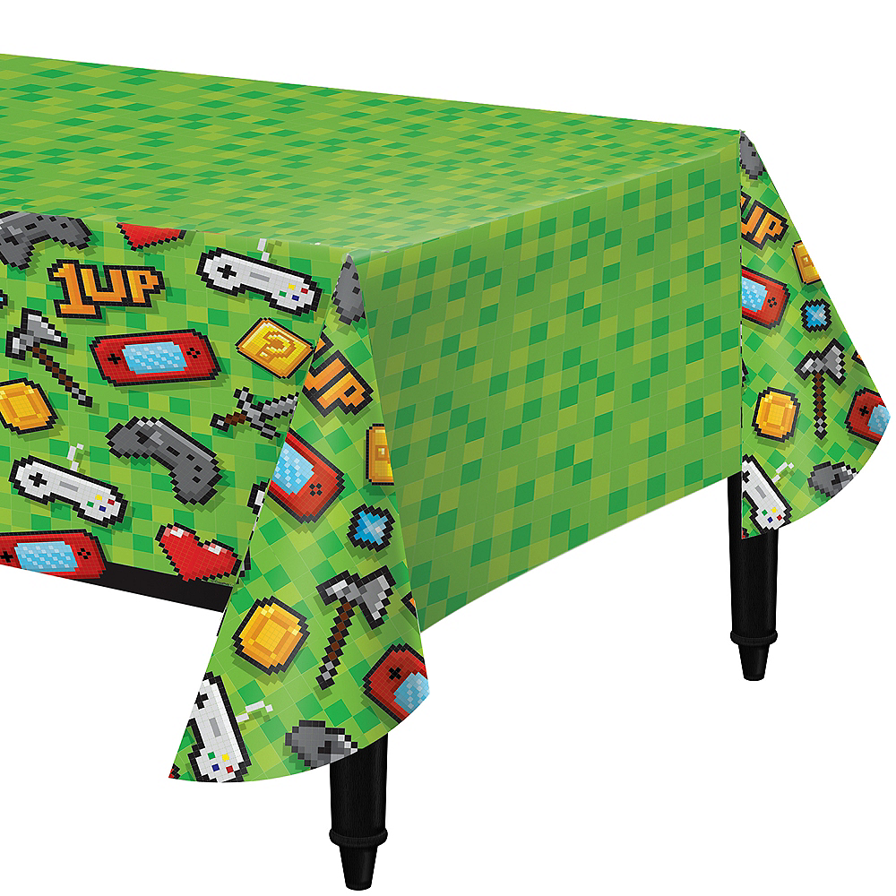 Video Game Table Cover Image #1