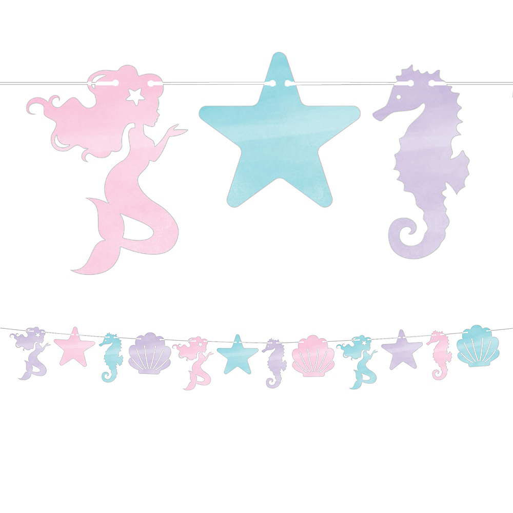 Nav Item for Shimmer Mermaid Banner Image #1