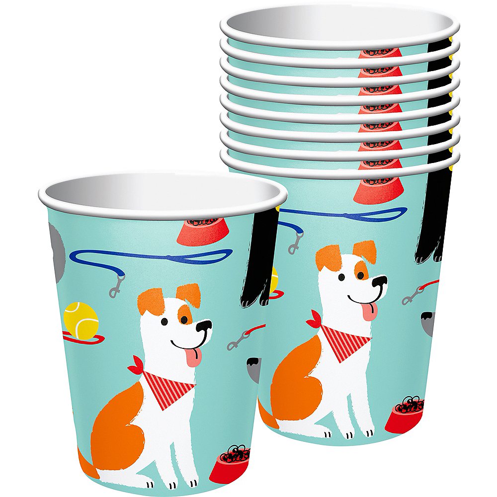Dog Cups 8ct Image #1