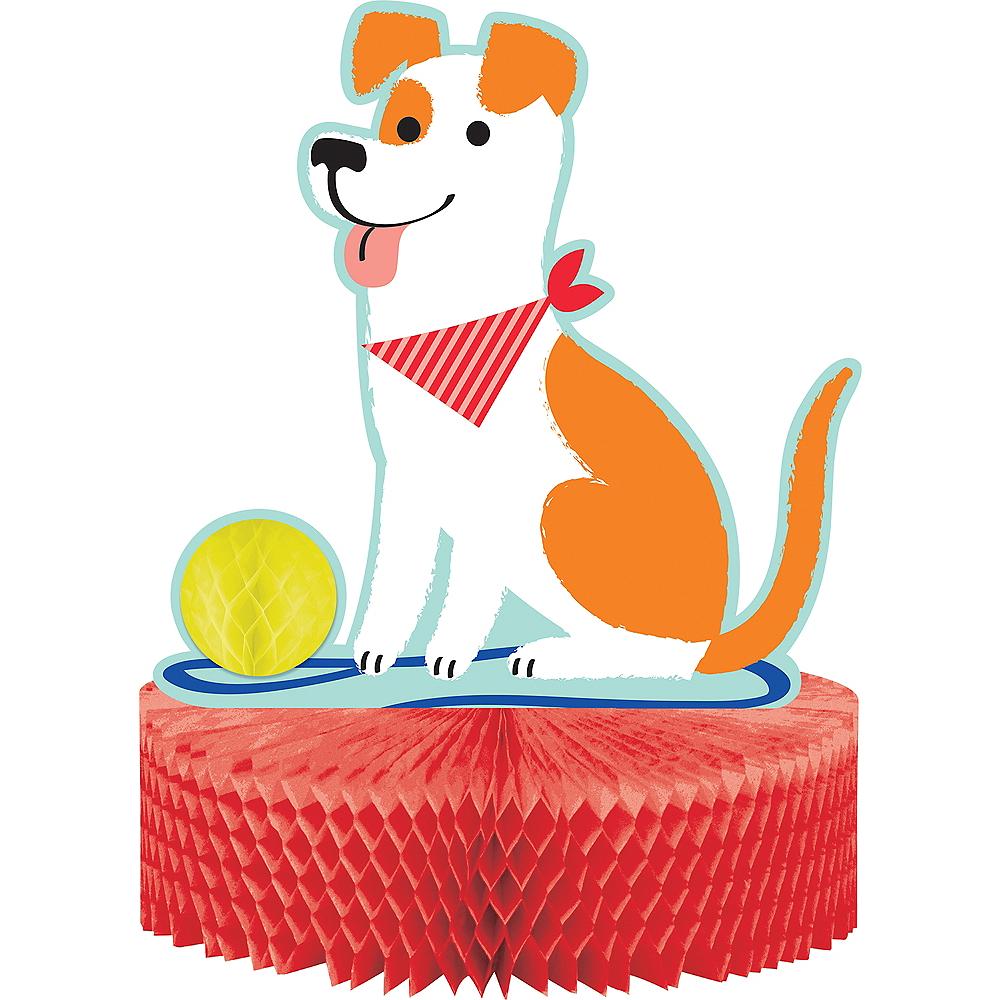 Dog Honeycomb Centerpiece Image #1