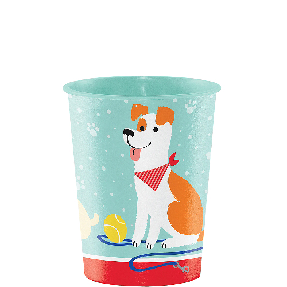 Dog Favor Cup Image #1