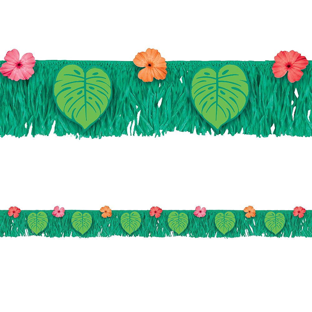 Tropical Jungle Fringe Banner Image #1