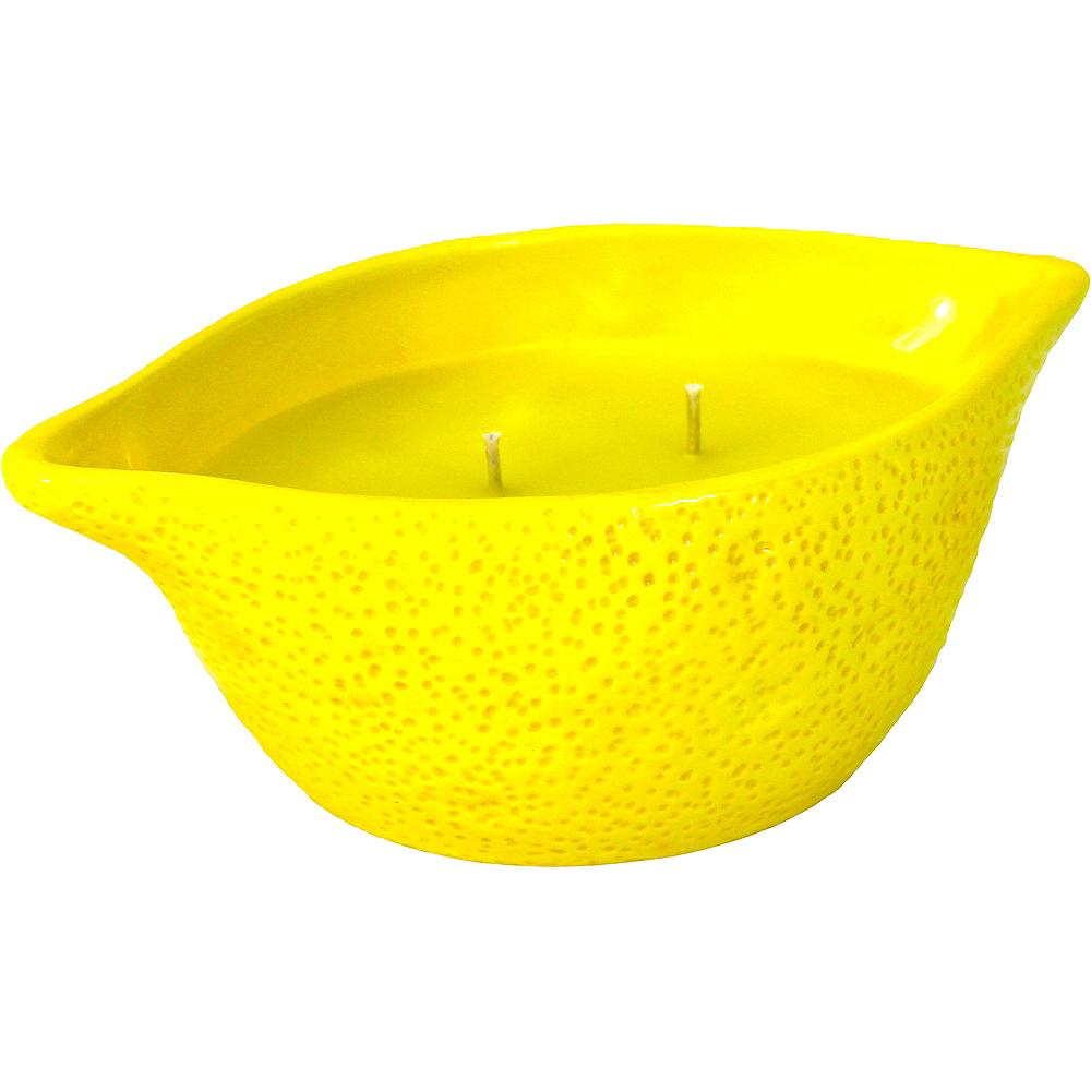 Lemon Candle Image #1