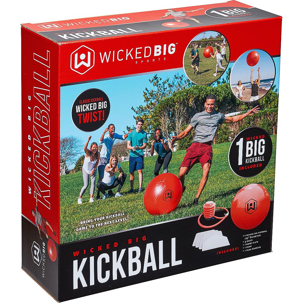 Wicked Big Kickball Image #1