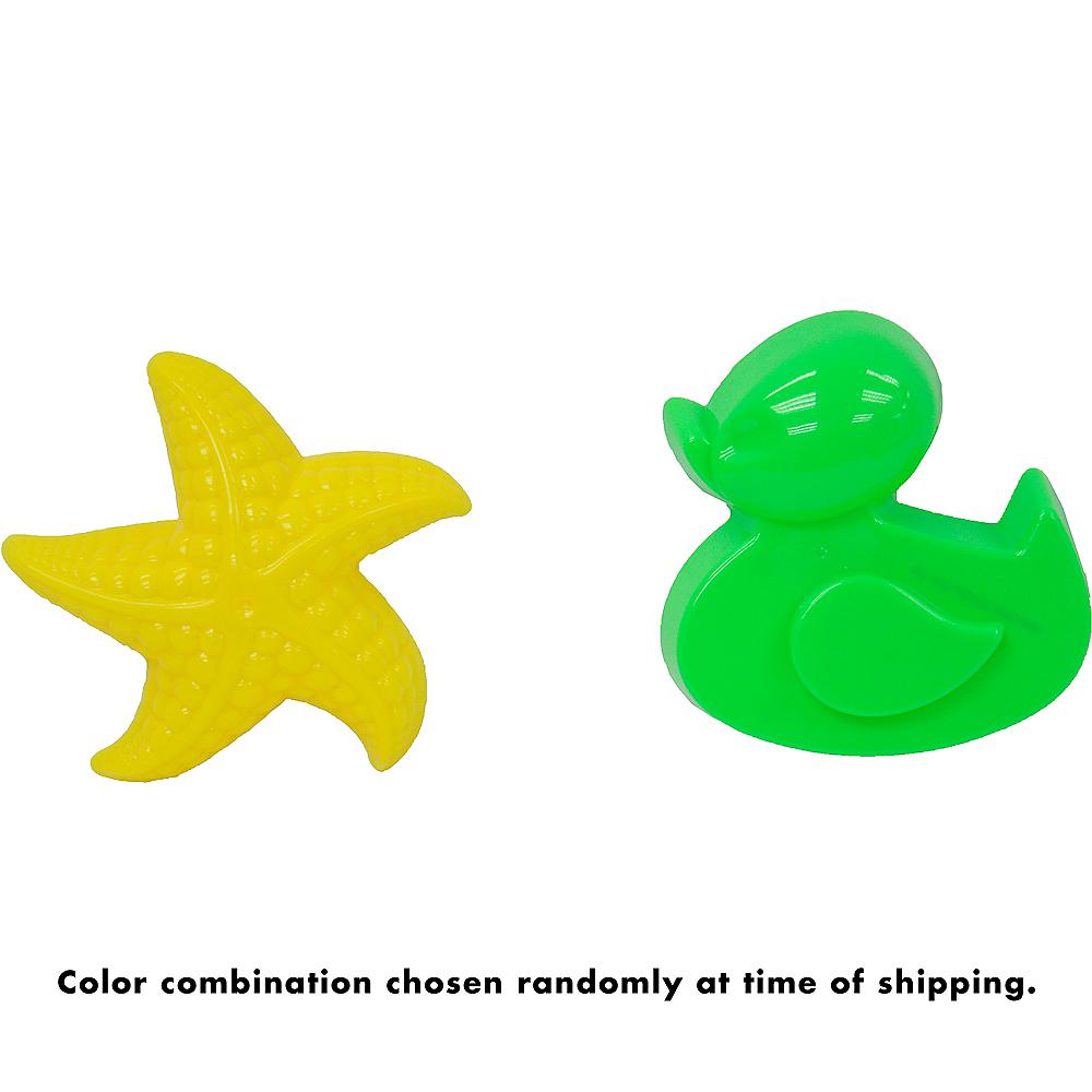 Duck & Starfish Sand Mold Set 2pc Image #4