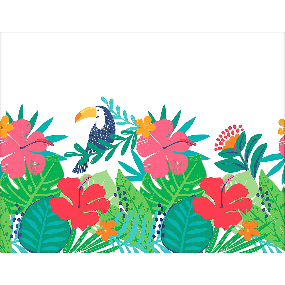 Tropical Jungle Table Cover Image #1