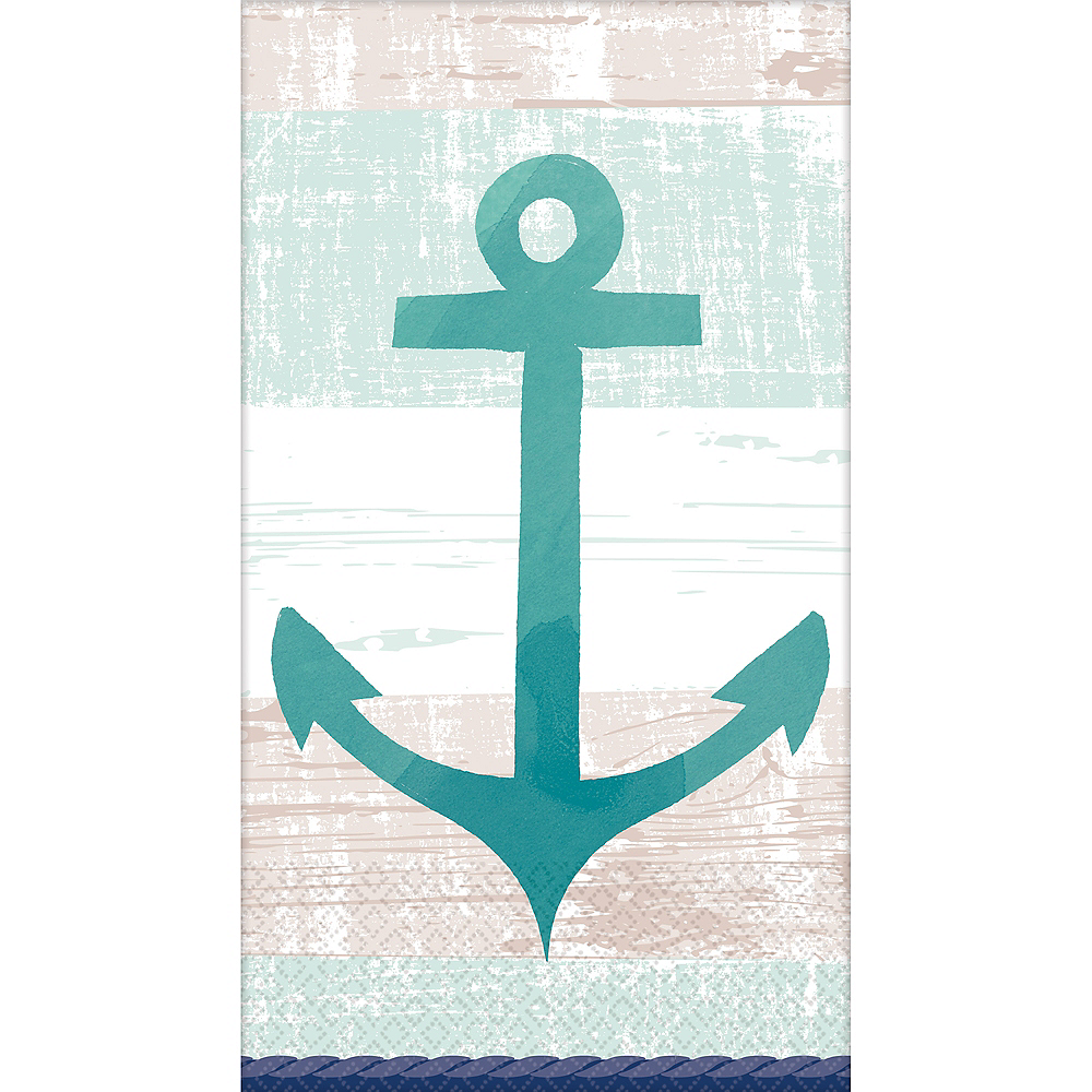 Sea Sand Sun Guest Towels 16ct Image #1