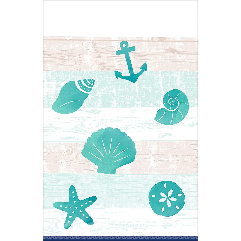 Sea Sand Sun Table Cover Image #1