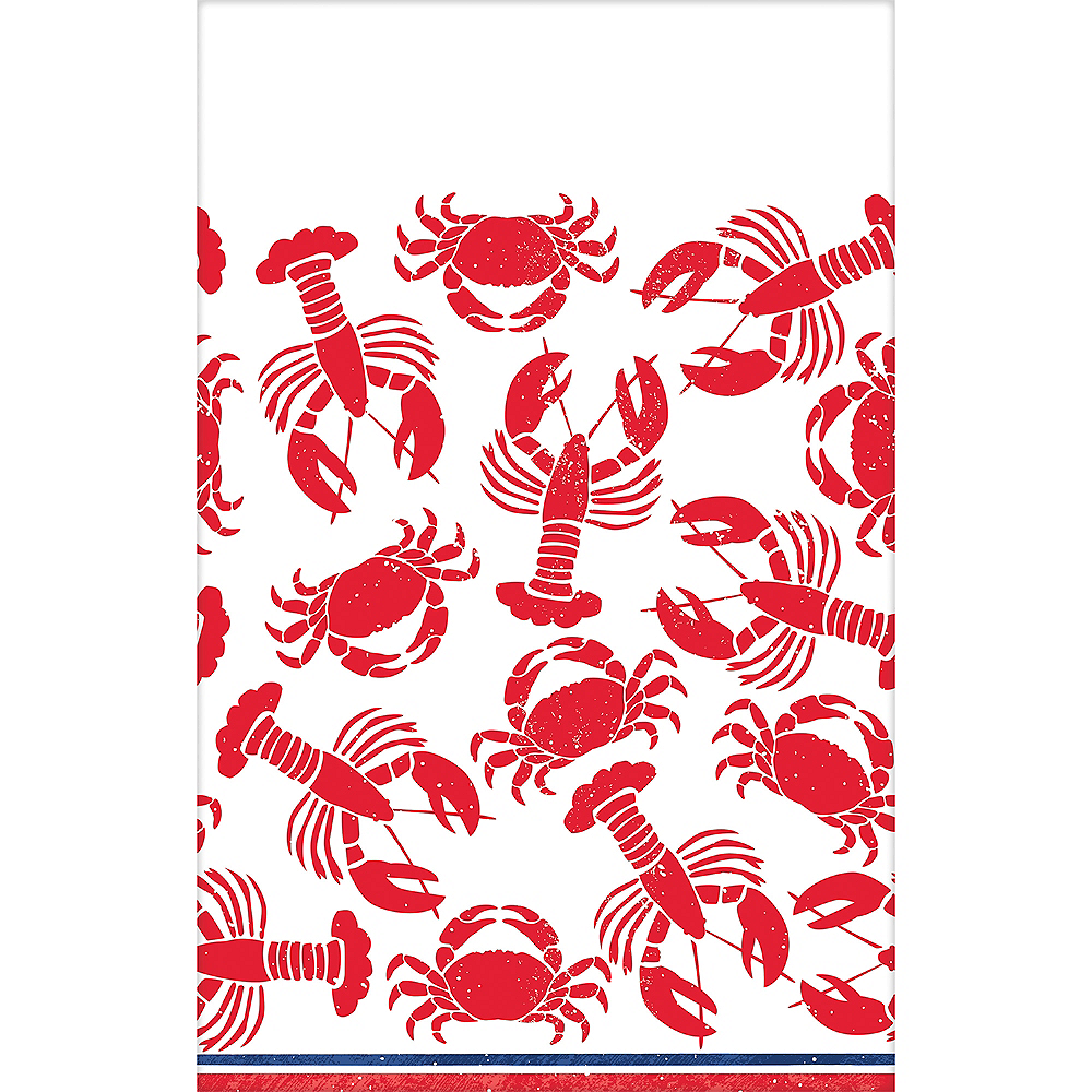 Seafood & Summer Table Cover Image #1
