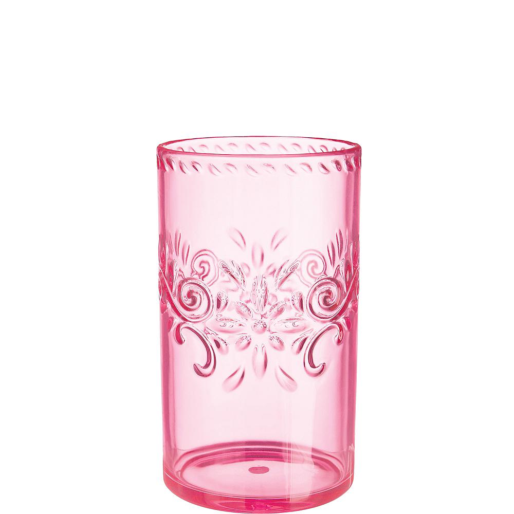 Pink Elegant Pattern Cup Image #1