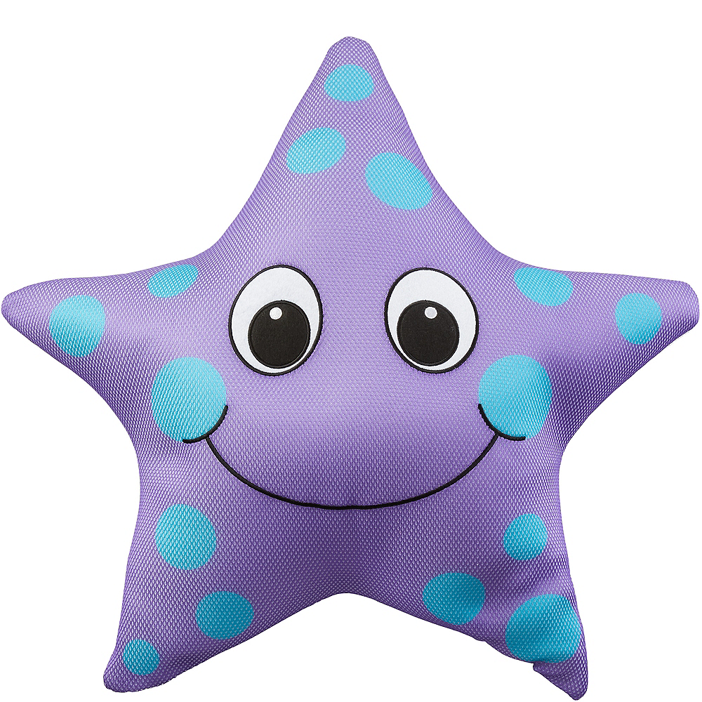 Starfish Pool Toy Image #1