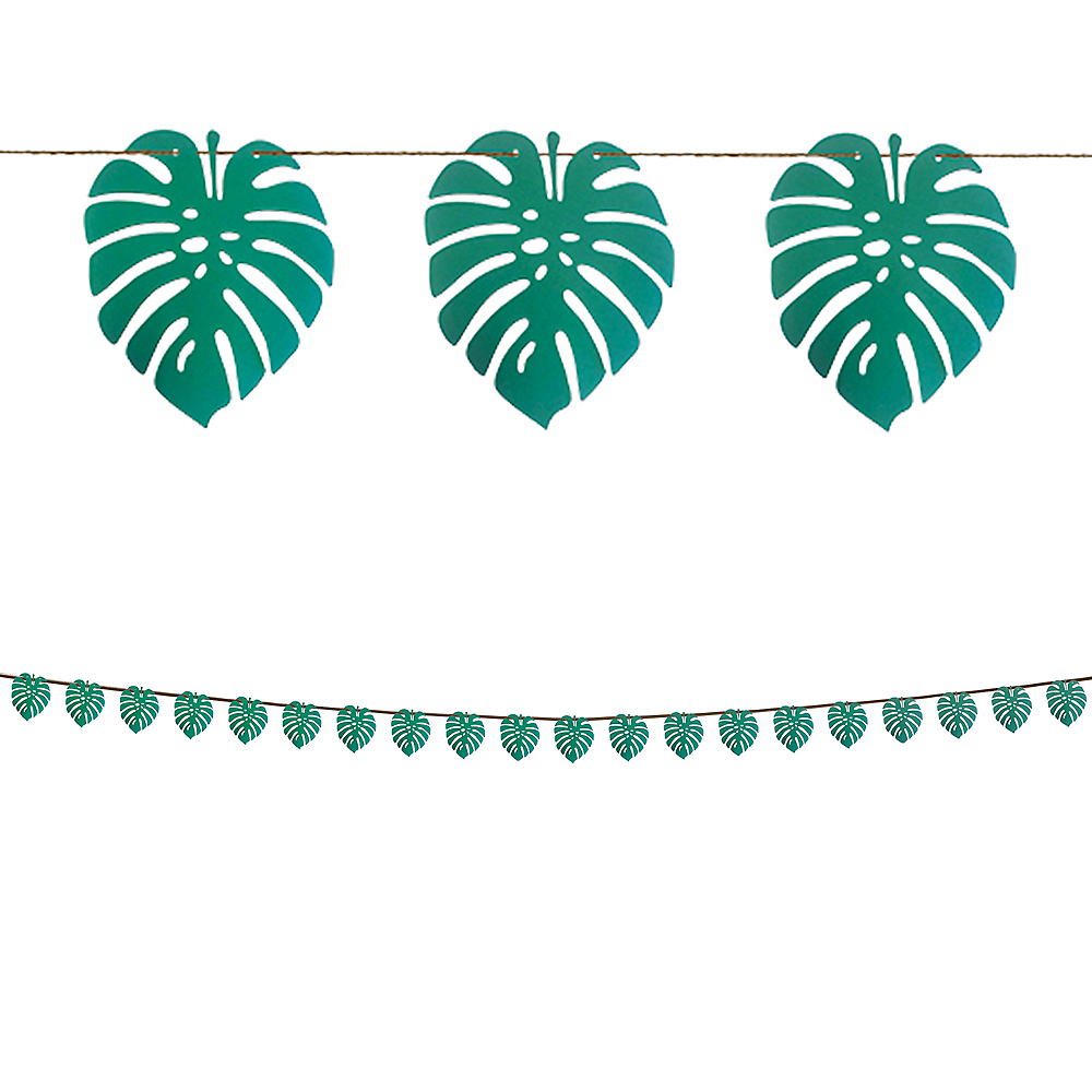 Palm Leaf Garland Image #1