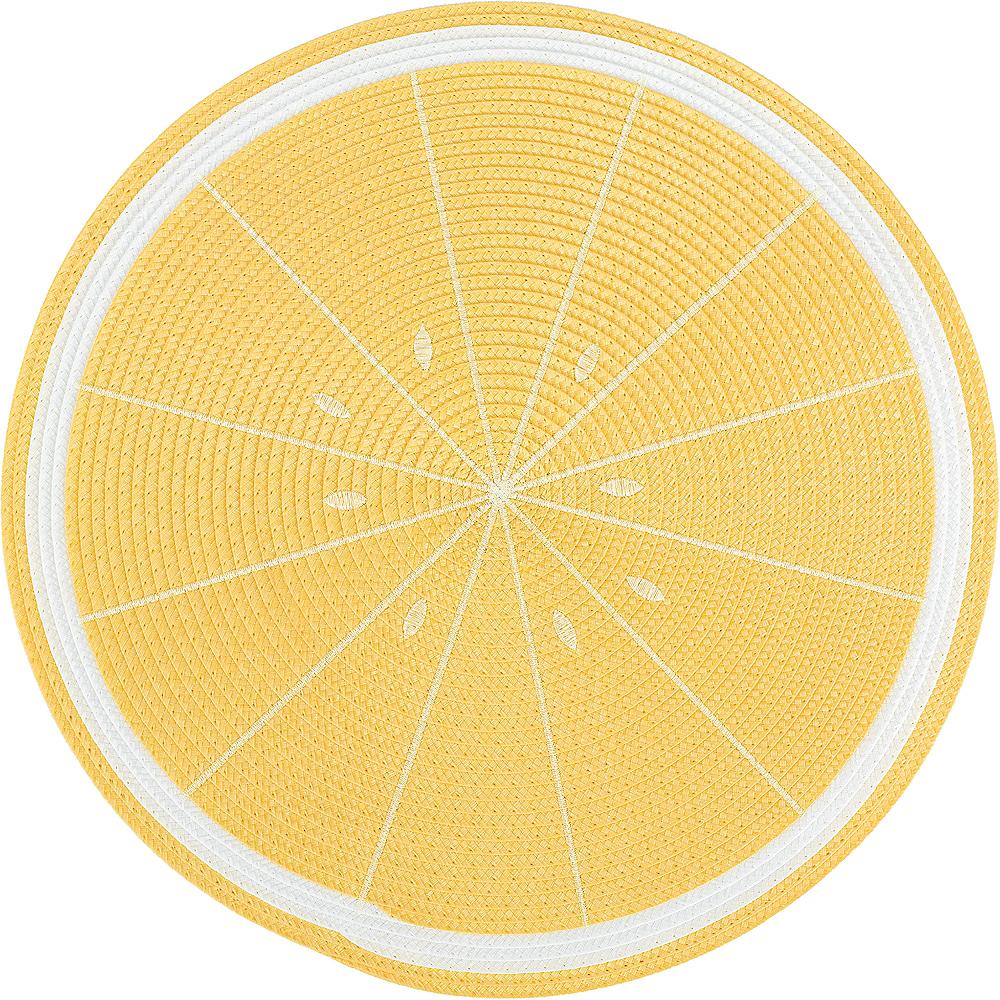 Lemon Placemat Image #1