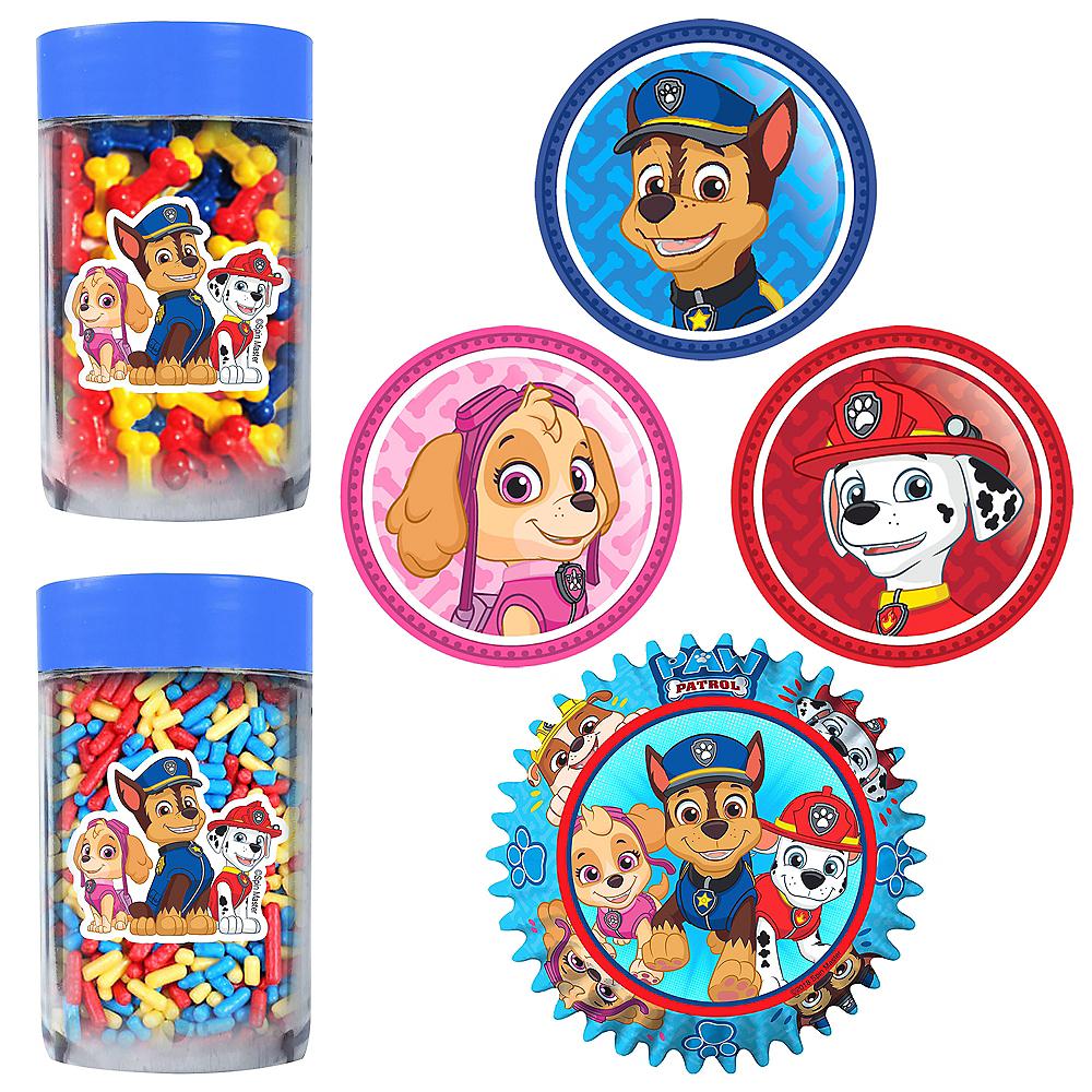 PAW Patrol Cupcake Decorating Kit Image #1
