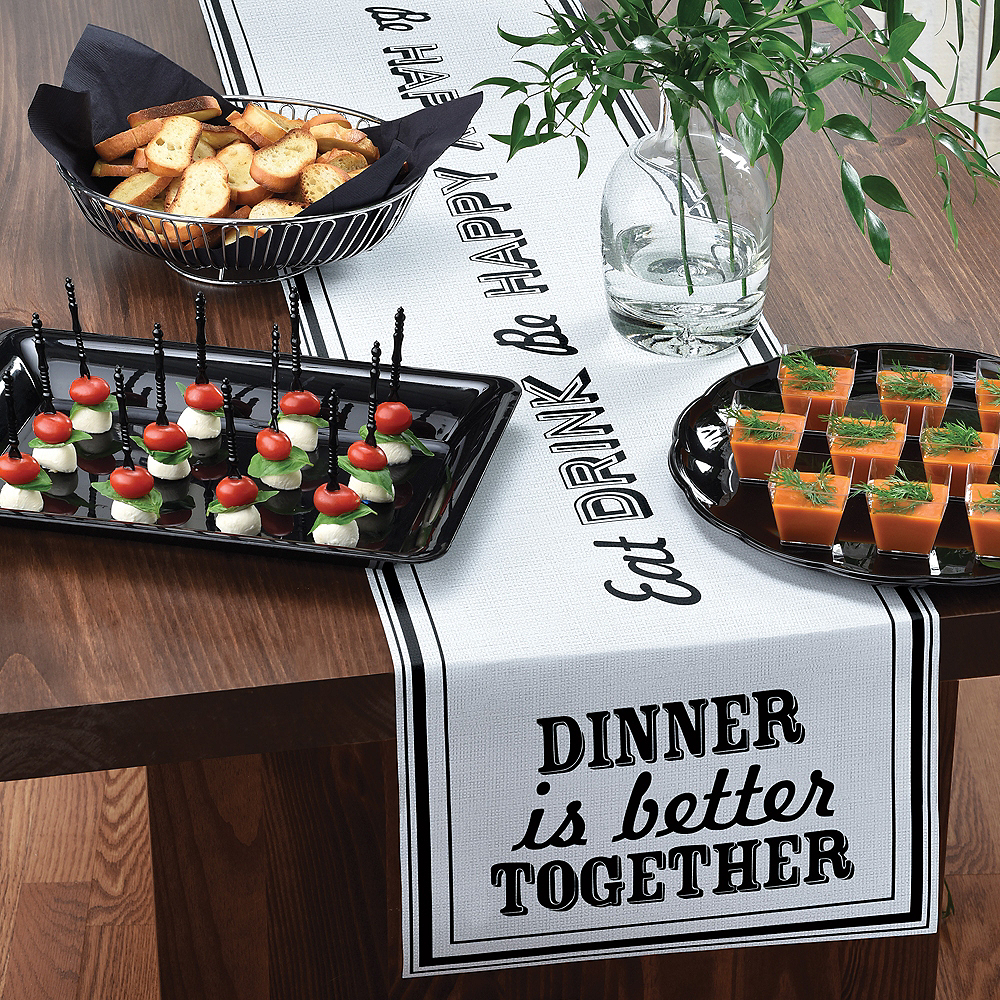 Eat & Enjoy Table Runner Image #3
