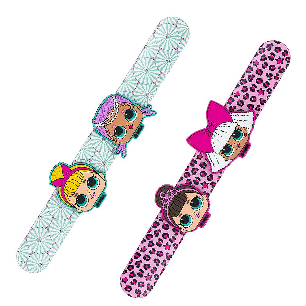 L.O.L. Surprise! Slap Bracelets 2ct Image #1