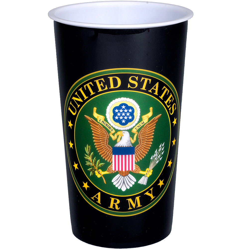 Nav Item for US Army Tumbler Image #1