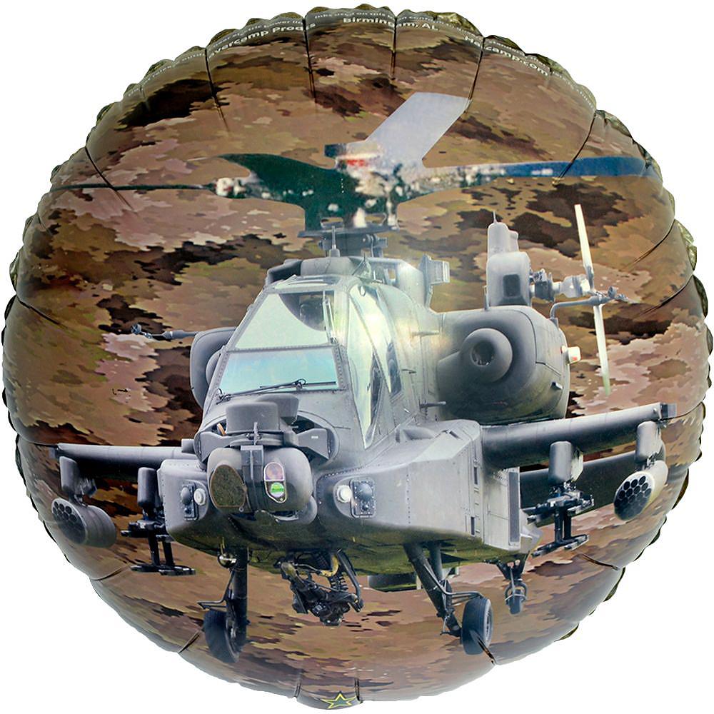 Apache & Jet Balloon Kit Image #2