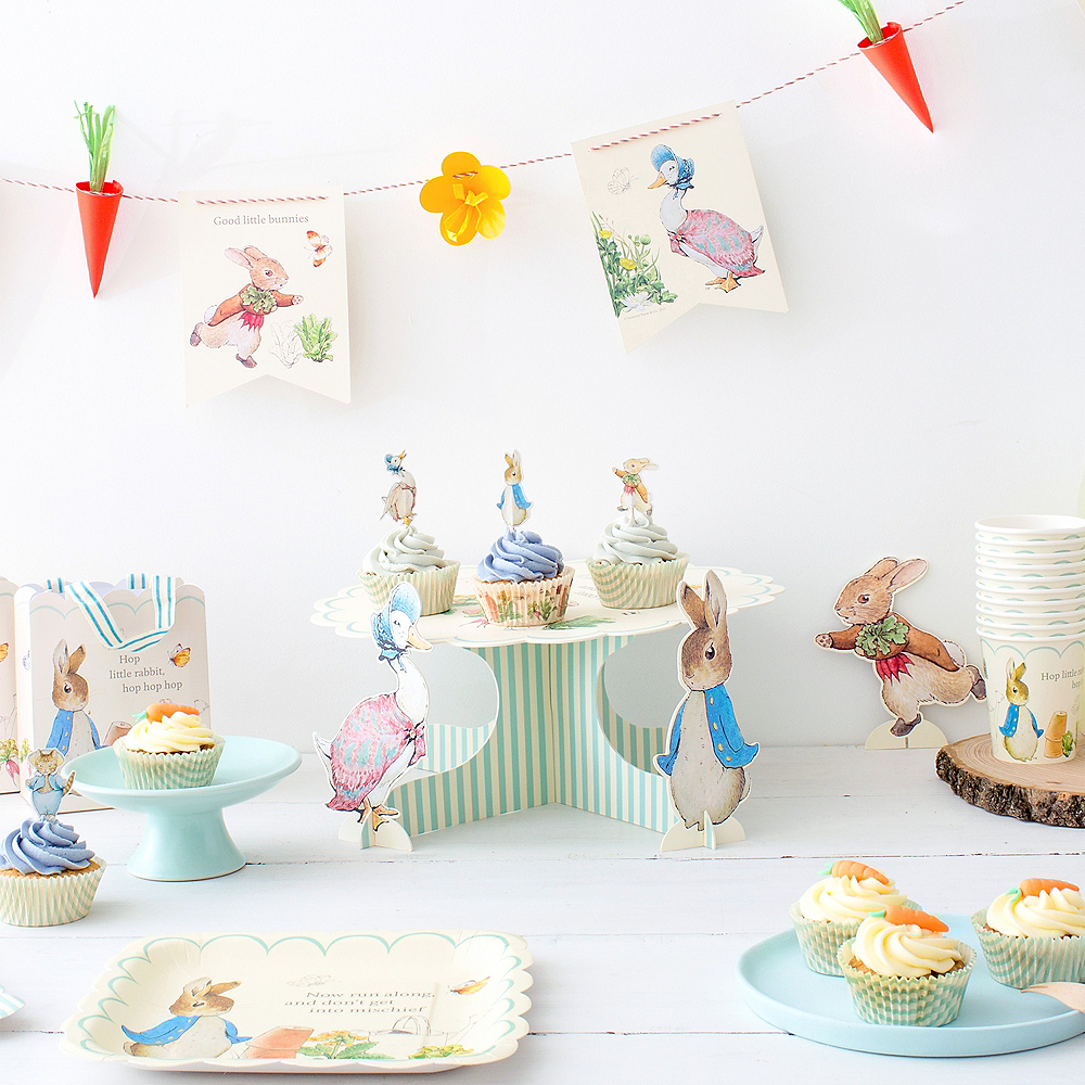 Peter Rabbit Lunch Plates 12ct Image #2