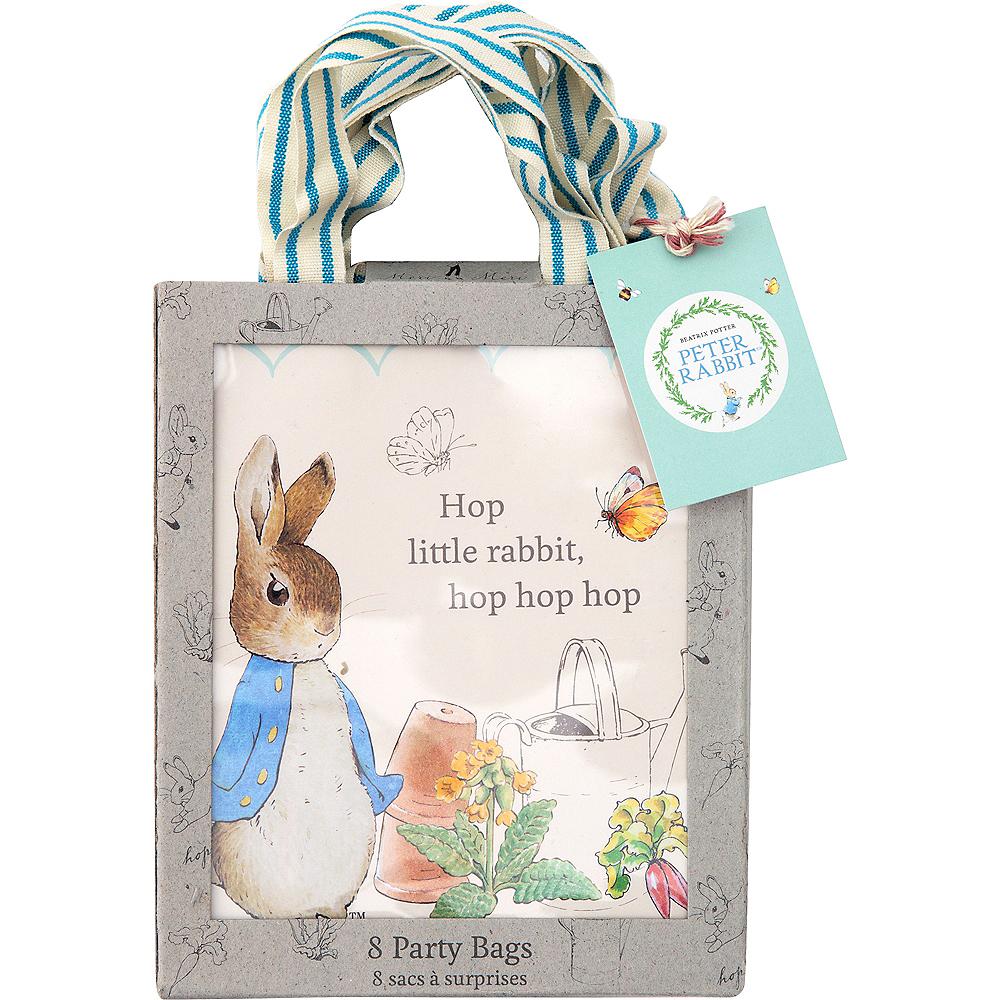 Peter Rabbit Favor Bags 8ct Image #1