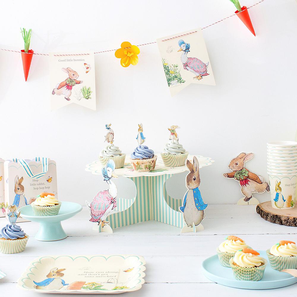 Peter Rabbit Cupcake Picks 24ct Image #2