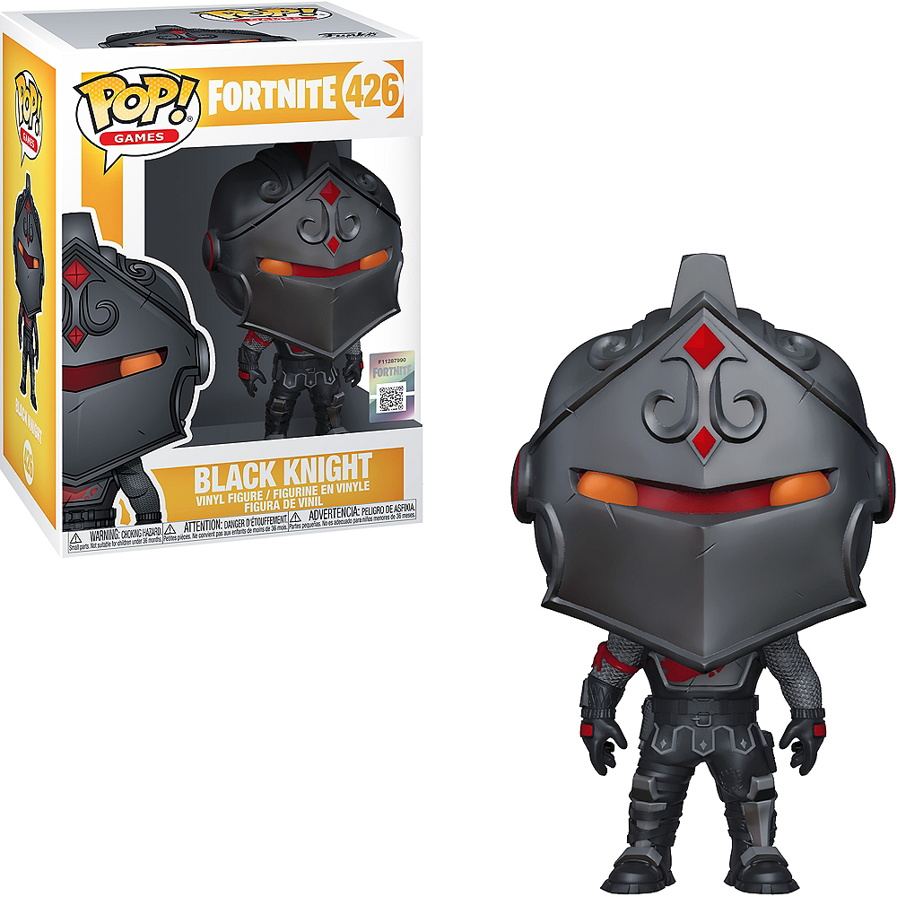 Funko Pop! Black Knight Figure - Fortnite Image #1