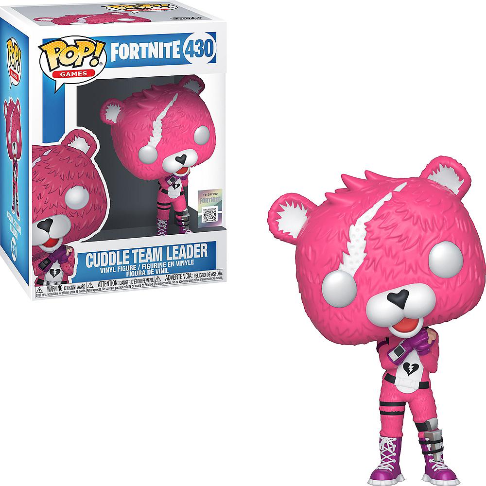 Funko Pop! Cuddle Team Leader Figure - Fortnite Image #1