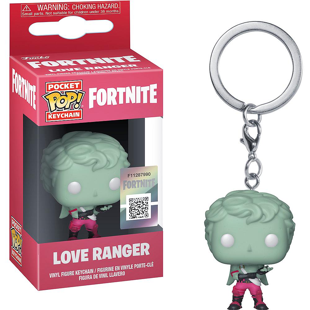Funko Pop! Pocket Keychain Love Ranger - Fortnite Image #1