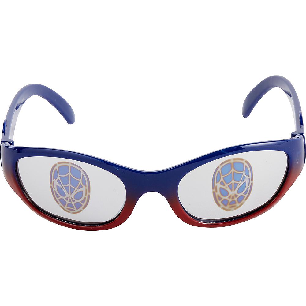 Child Spider-Man Sunglasses Image #2