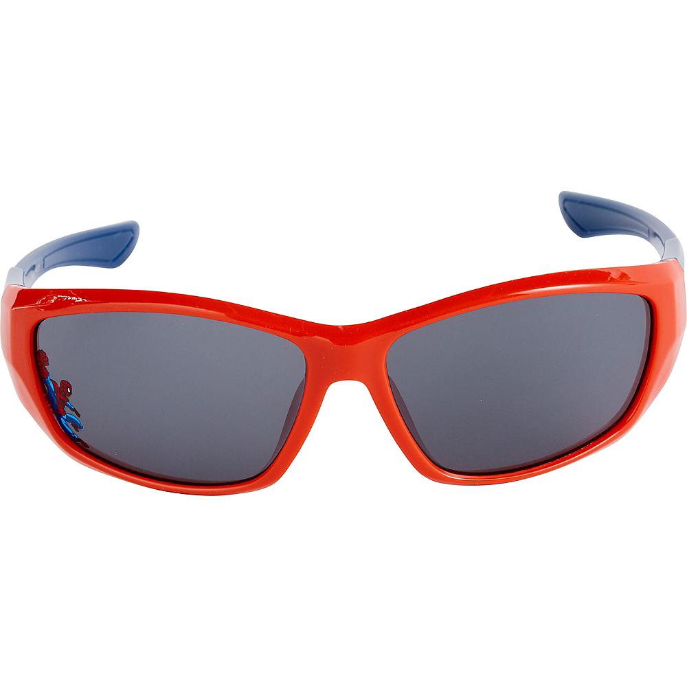 Child Spider-Man Sunglasses Image #3