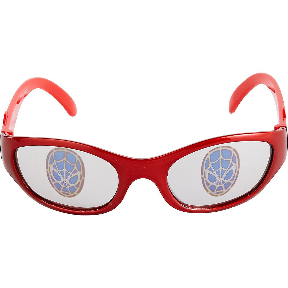 Child Spider-Man Sunglasses Image #4
