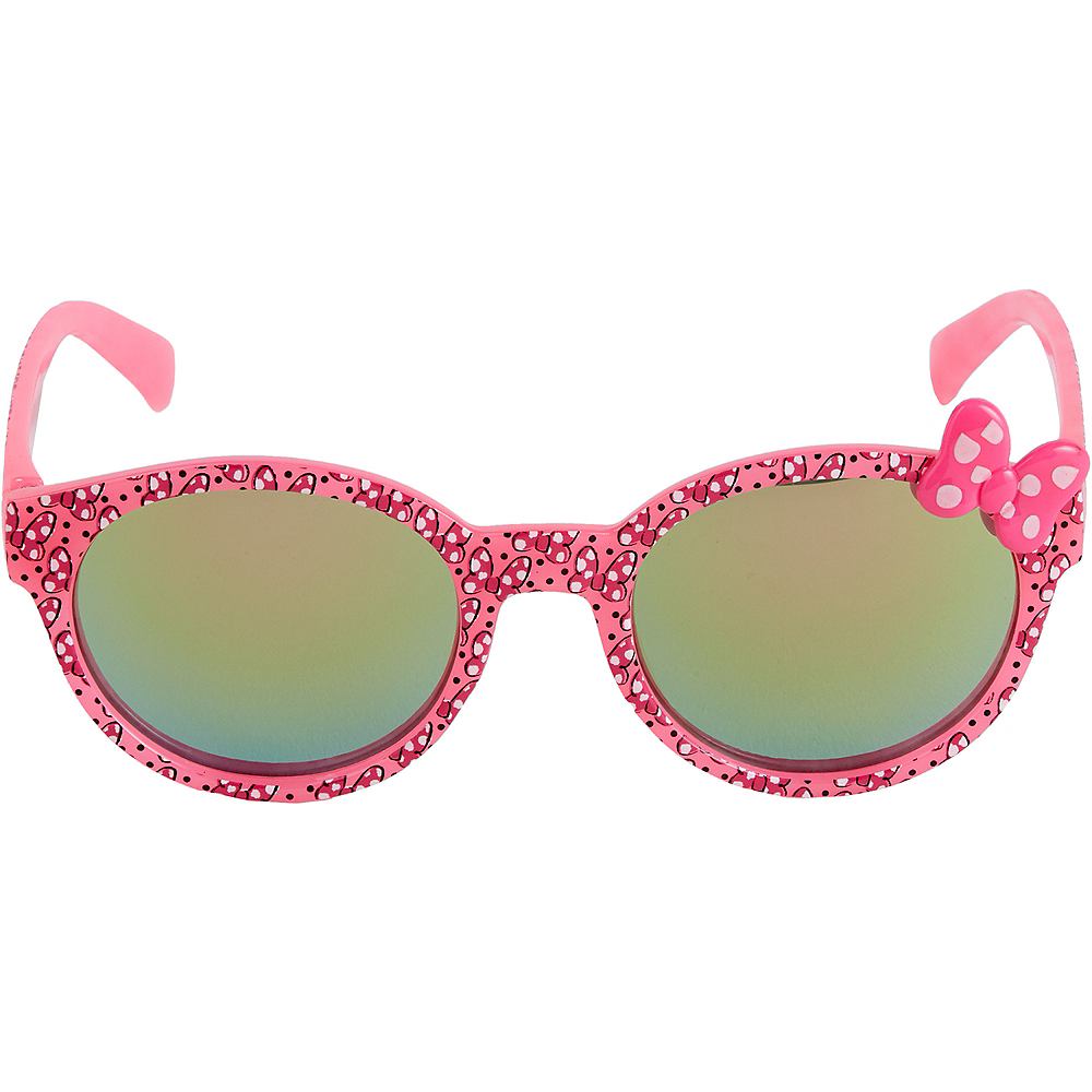 Child Minnie Mouse Bow Sunglasses Image #2
