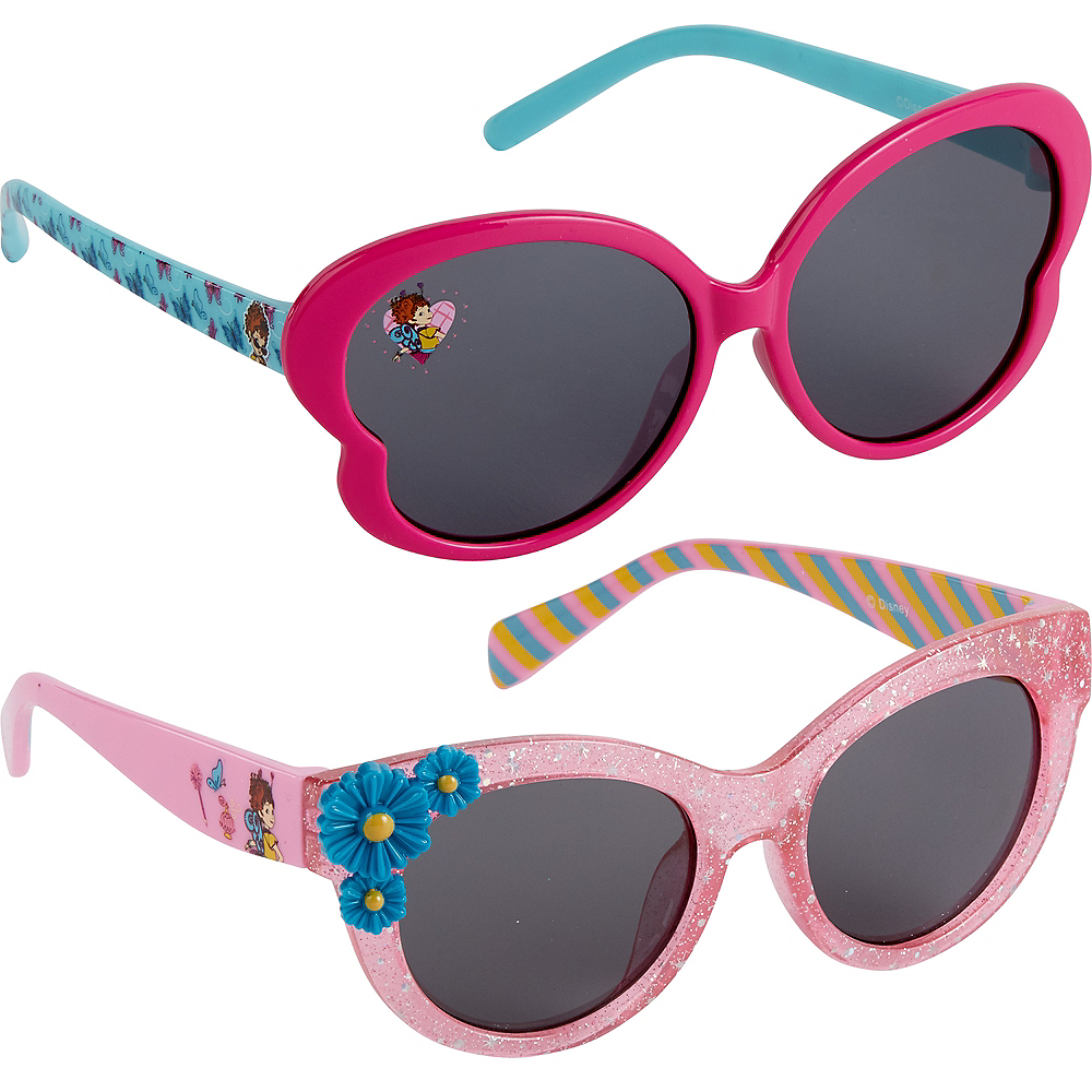Child Fancy Nancy Sunglasses Image #1