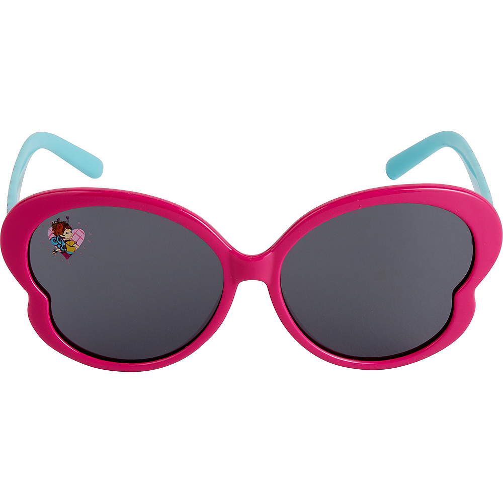 Nav Item for Child Fancy Nancy Sunglasses Image #3