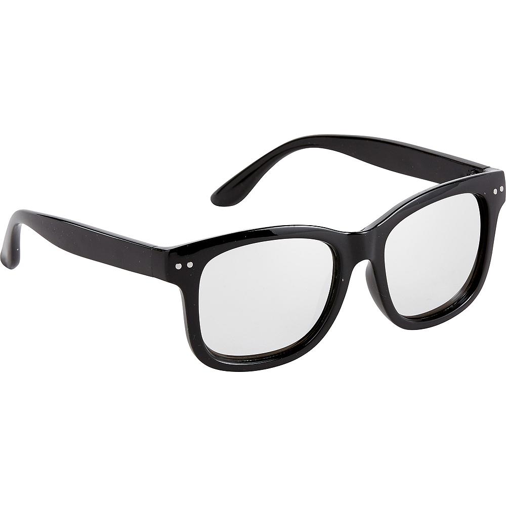 Classic Black Sunglasses Image #1
