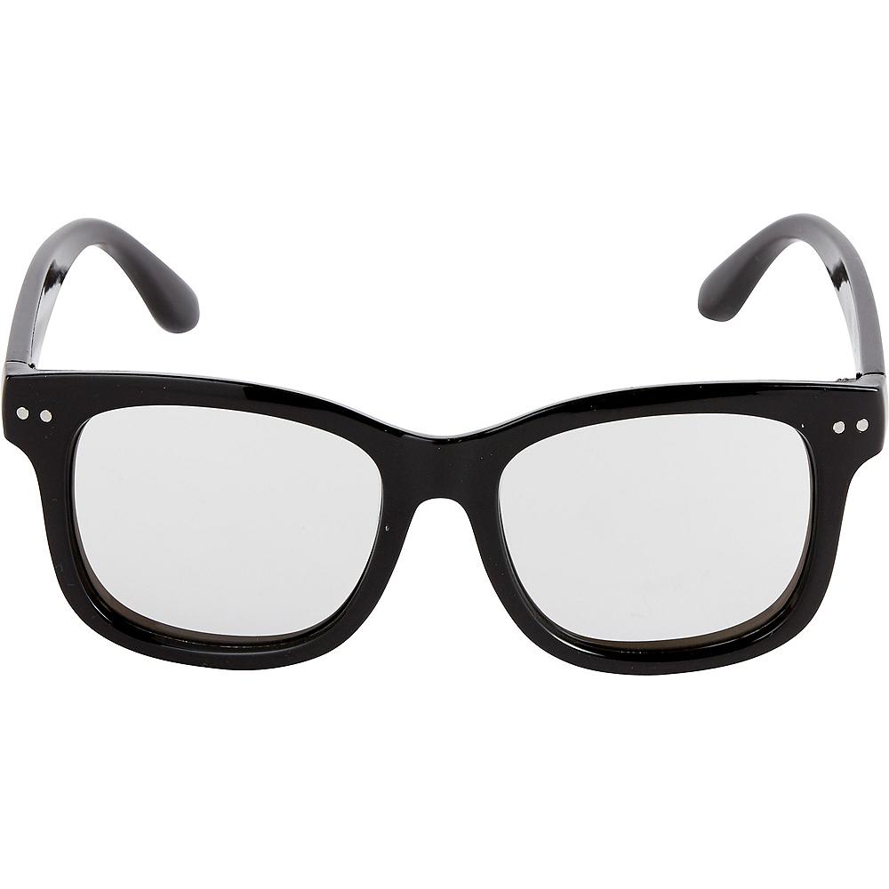 Classic Black Sunglasses Image #2