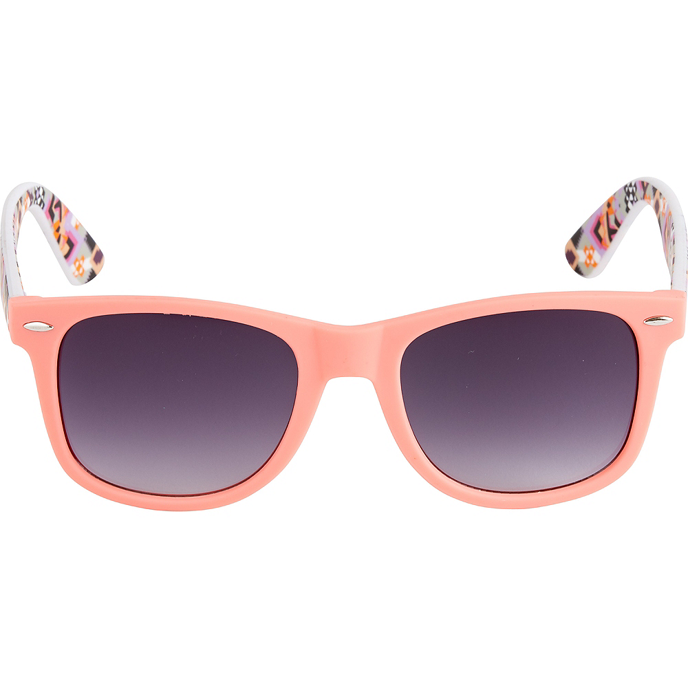 Nav Item for Pink Aztec Sunglasses Image #2