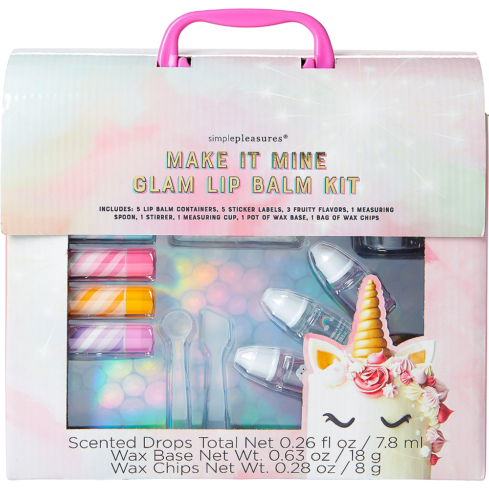 Unicorn Make It Mine Glam Lip Balm Kit Image #1